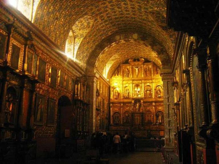 Museo Iglesia Santa Clara  ©Shantilon/Wikimedia