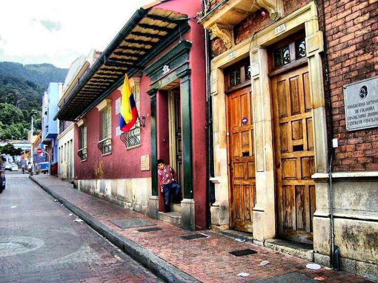 La Casa de Poesía Silva © Martinduquea/Wikimedia