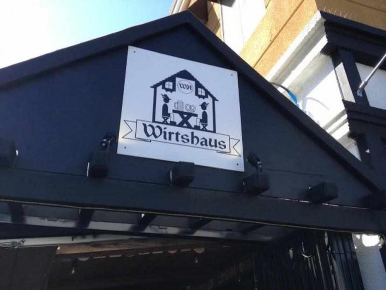 Wirtshaus exterior I Courtesy of Ryland Lu