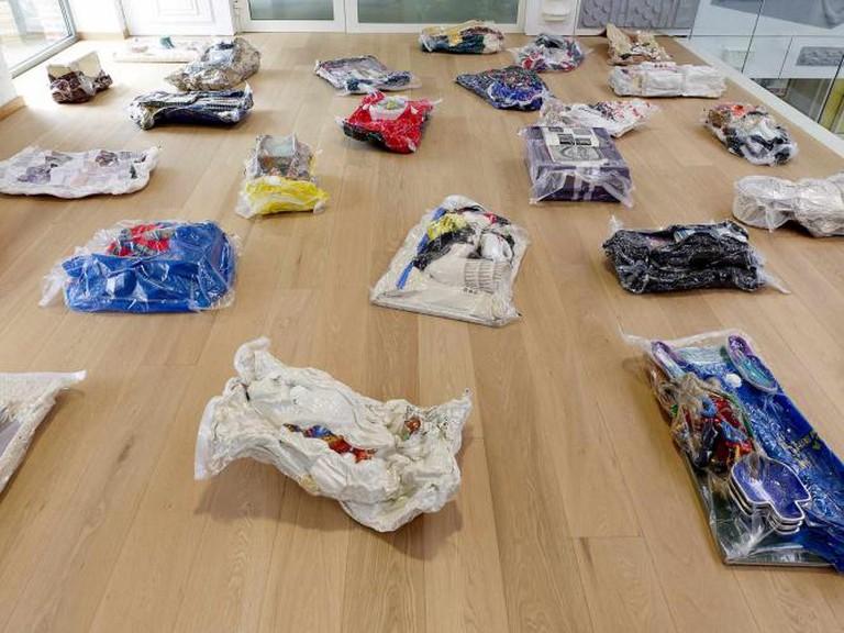 Danai Anesiadou   Courtesy of Kristien Daem, Wiels Center for Contemporary Art