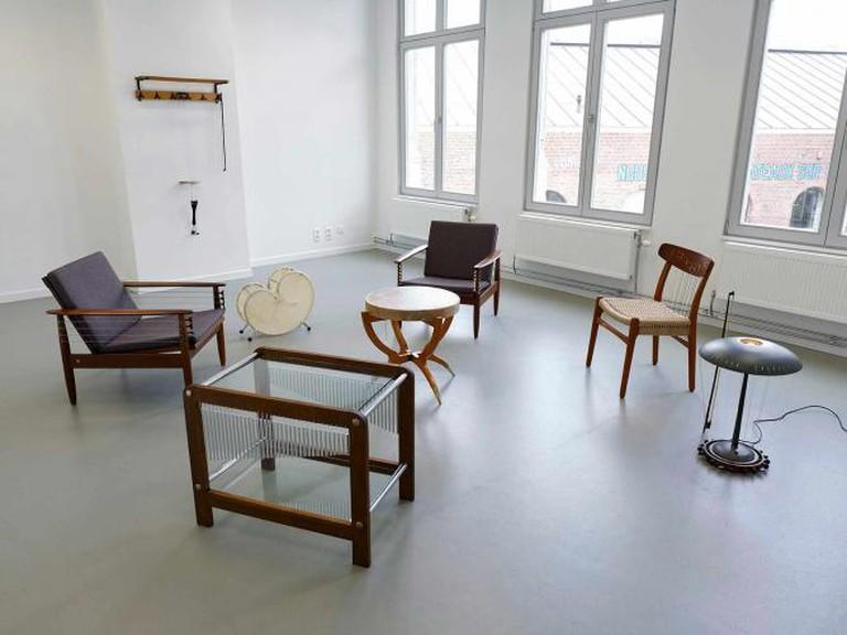 Nevin Aladağ   Courtesy of Kristien Daem, Wiels Center for Contemporary Art