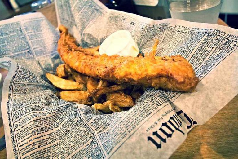 Fish and Chips | © sstrieu/Flickr