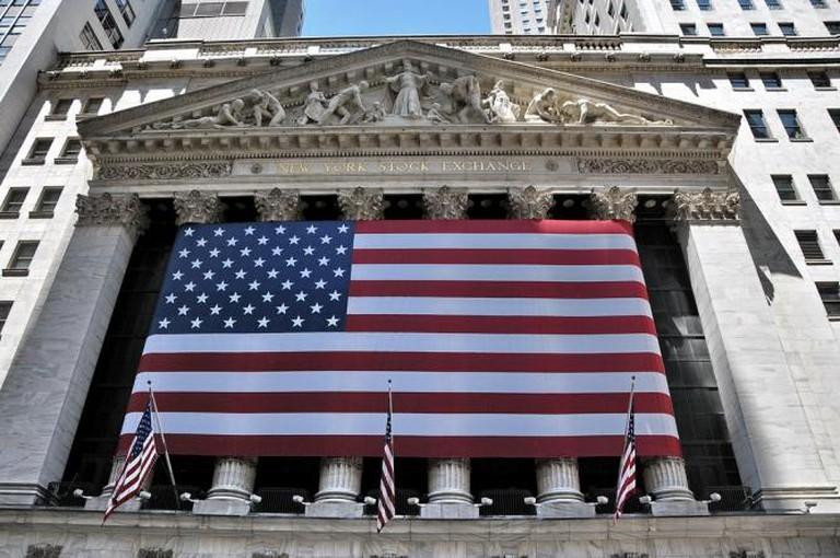 New York Stock Exchange | © FaceMePls/Flickr