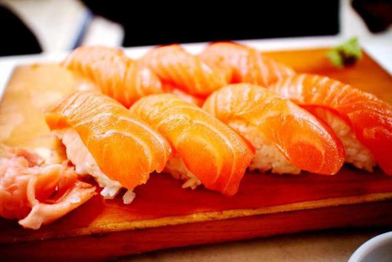 Sushi © Christian Kadluba/Flickr