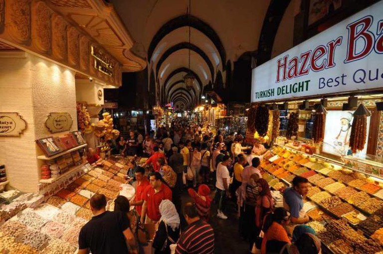 Grand Bazaar | © Jorge Láscar/Flickr