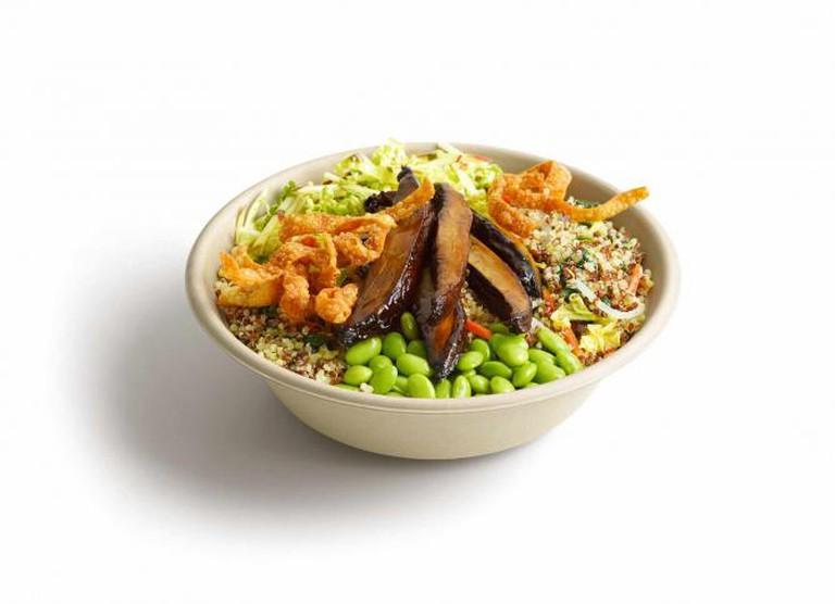 Bento Bowl│Courtesy of Eatsa
