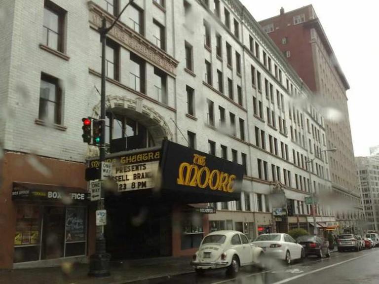 The Moore Theatre