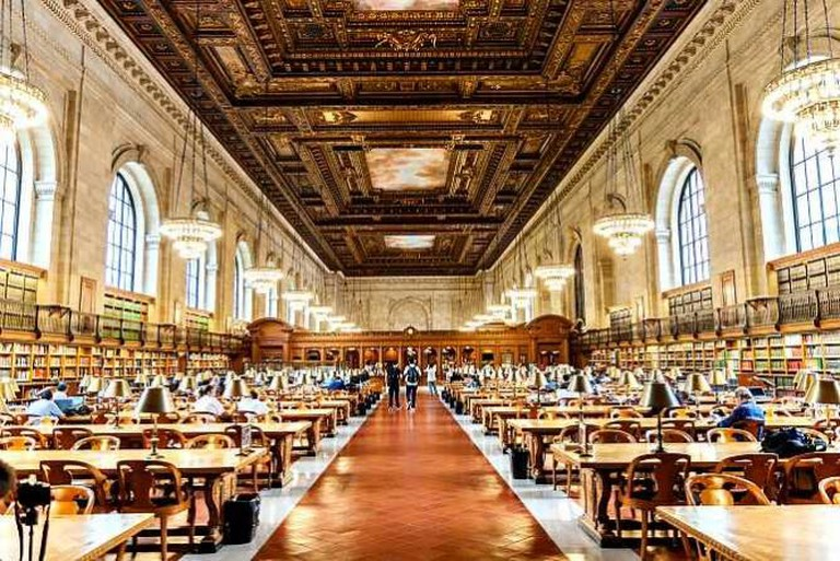 New York Public Library | © Jiahui Huang/Flickr