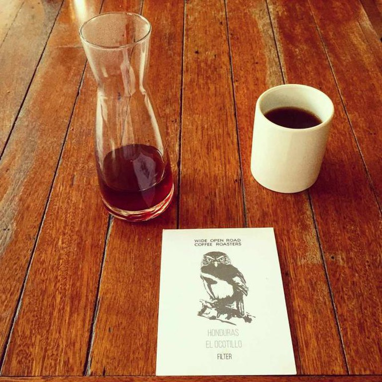 Wide Open Road Coffee Roasters | SpecialtyCoffeeHighlights