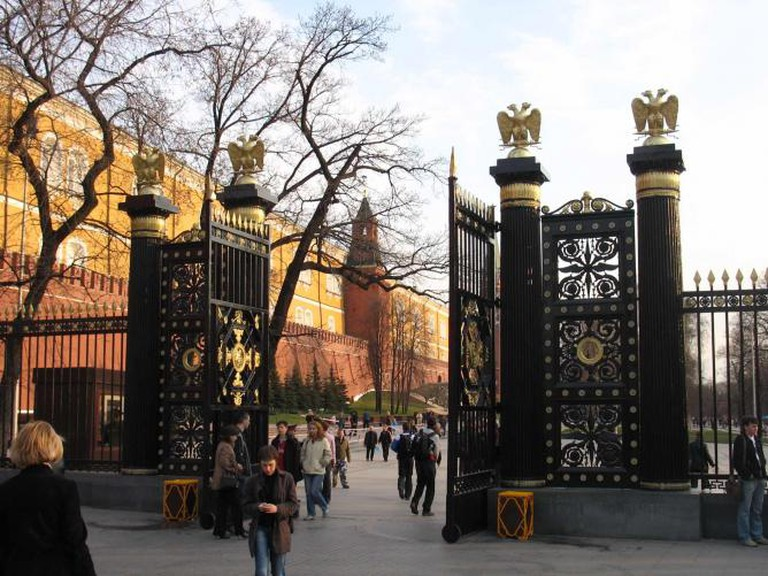 Alexander Garden Gates | © Минеева Ю. (Julmin)/WikiCommons