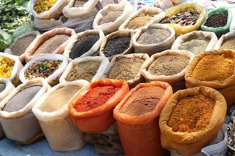 Indian Spices   © pixabay