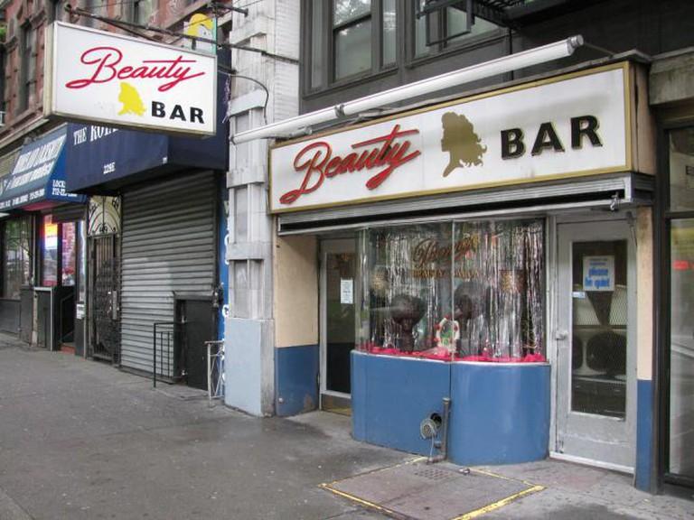Beauty Bar   © Eden, Janine and Jim/Flickr