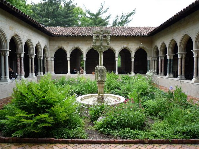 The Cloisters Museum & Gardens | © e_chaya/Flickr