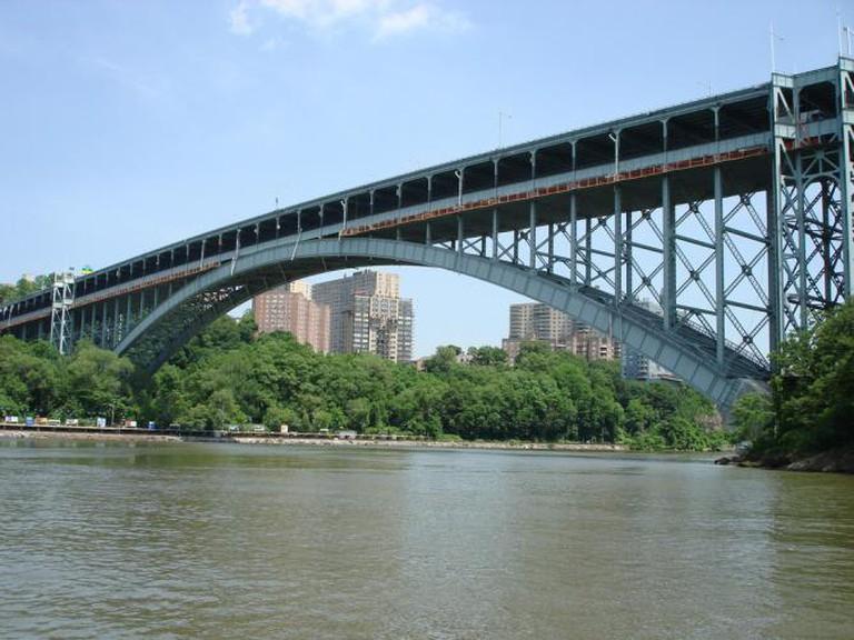 Henry Hudson Bridge | © icoNYCa/Flickr
