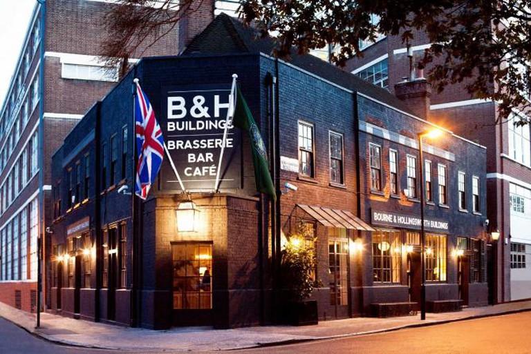 Bourne & Hollingsworth Buildings | Courtesy of Bourne & Hollingsworth