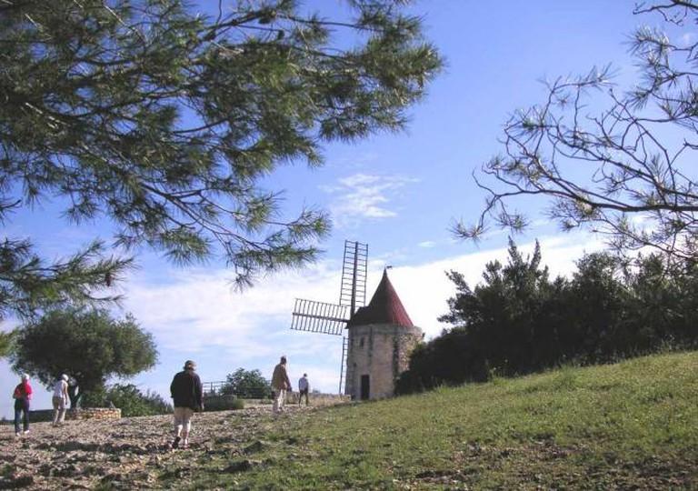 Moulin de Daudet
