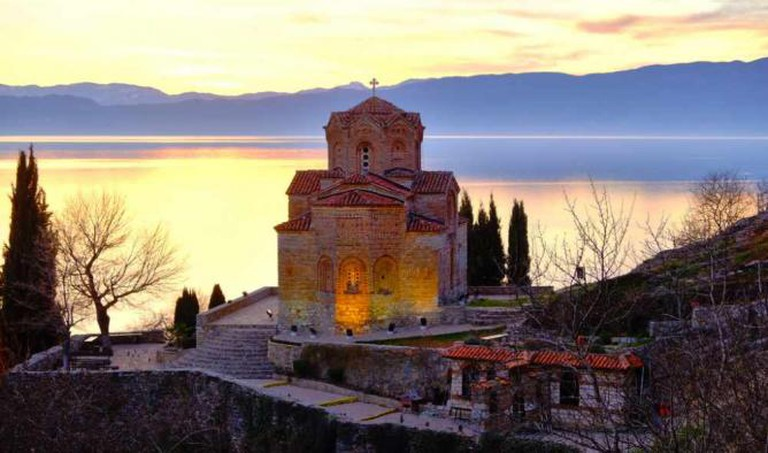 Church of St John at Ohrid | © DrenP/Flickr