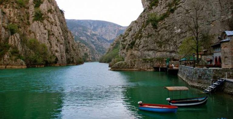 Matka Canyon | © JaimePerez/Flickr