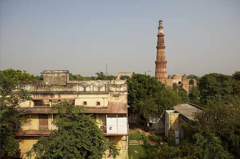 View of Qutub Minar | © Ishan Khosla/Flickr