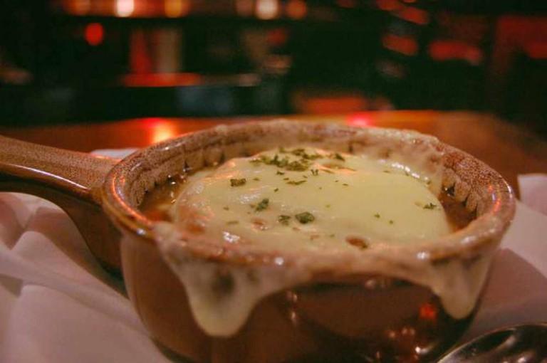 Onion soup  © stu_spivack /Flickr