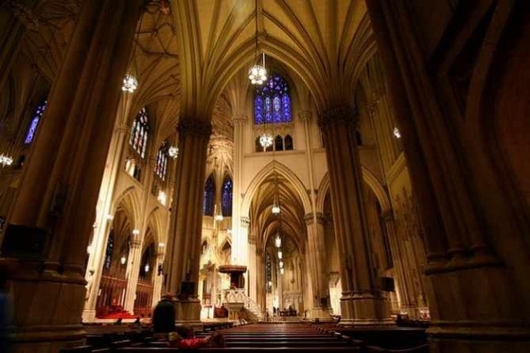 St. Patrick's Cathedral | © Ed Schipul/Flickr