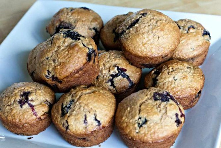 Blueberry Muffins © Jo/flickr