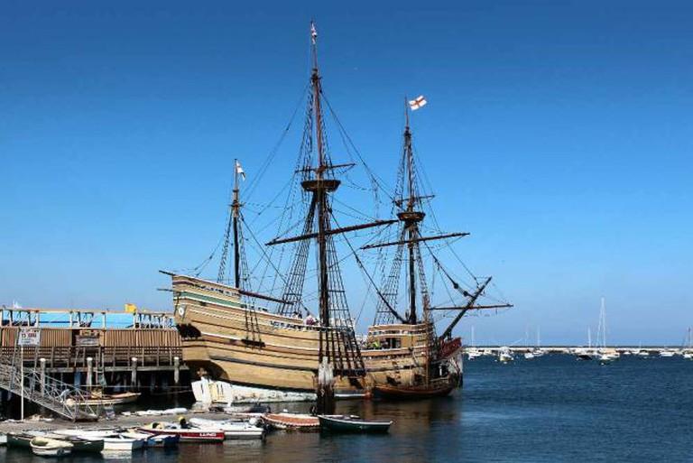 Mayflower II © Robert Linsdell/flickr