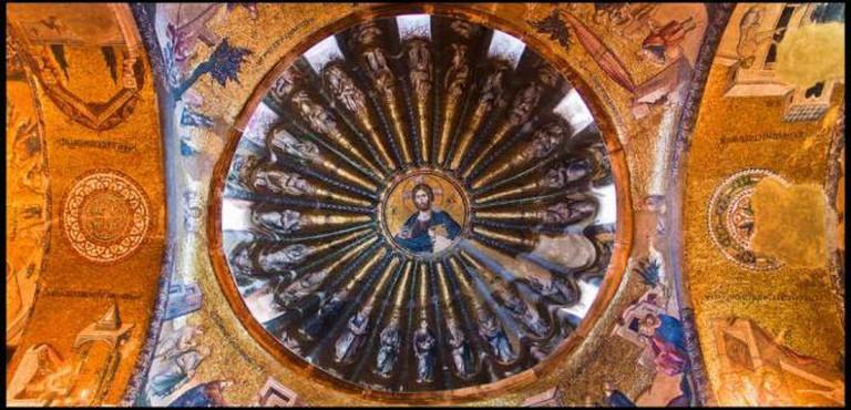 Chora Church mosaics