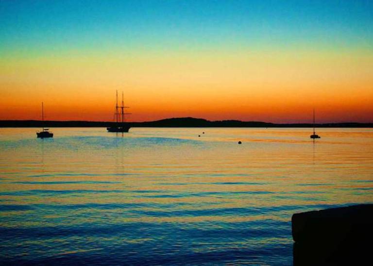 Monumental Sunset © Shiran Pasternak/flickr