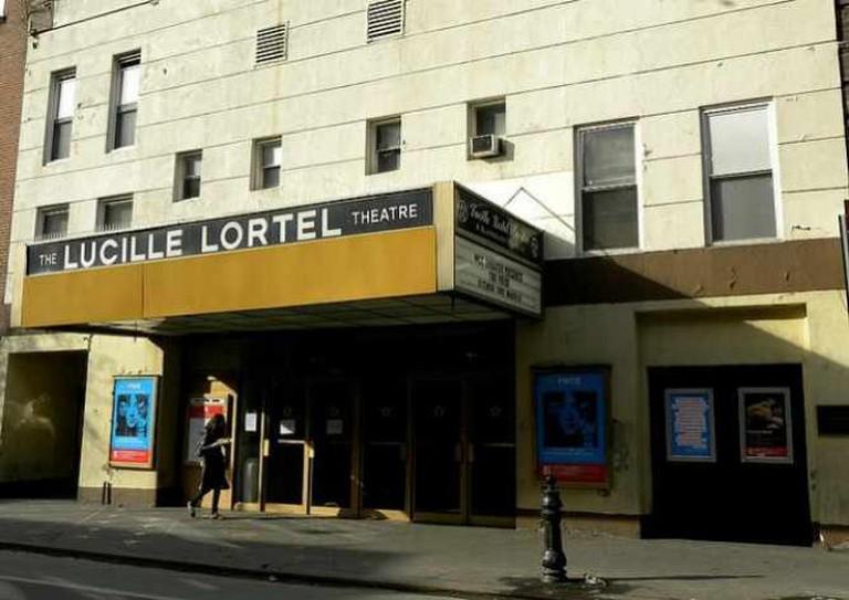 Lucille Lortel  theatre| © Rev Stan/Flickr