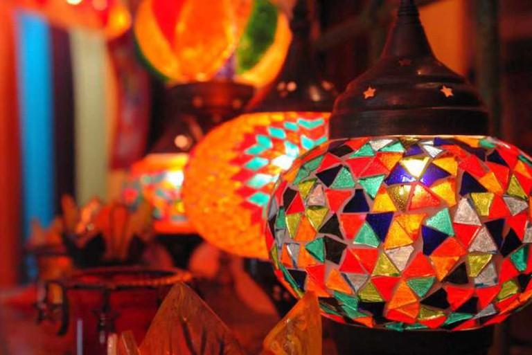 Lamps | © pixage/Flickr