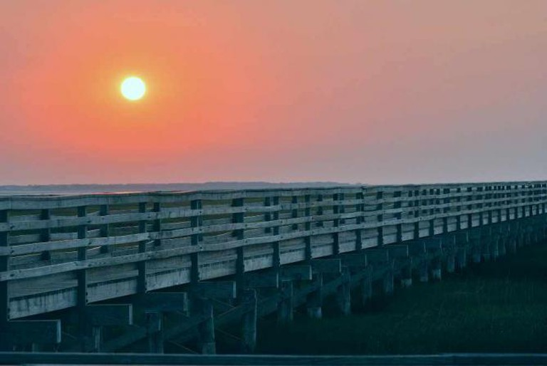 Grey's Beach Dock © Dennis/ Flickr