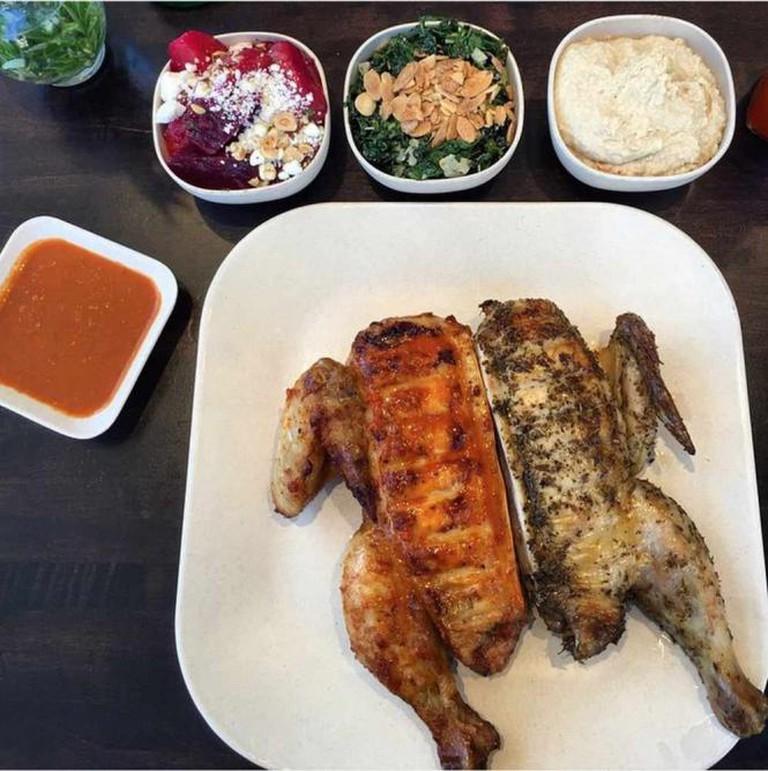 Rotisserie chicken © HungryGems