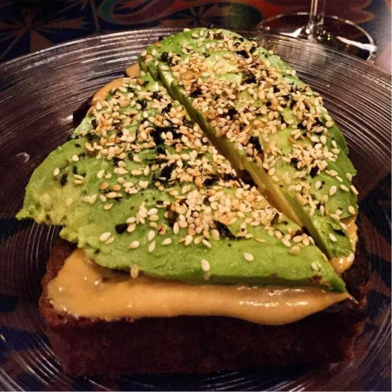 Avocado toast © HungryGems