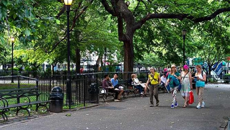 Thompkins square park | © Dan DeLuca/Flickr