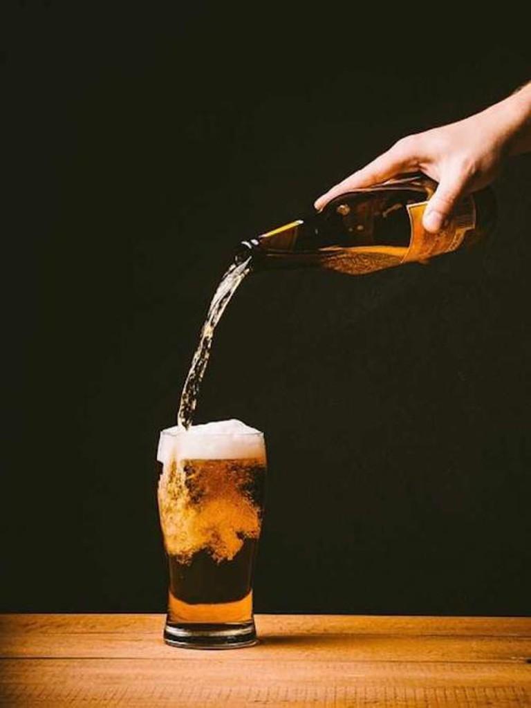Brew pour
