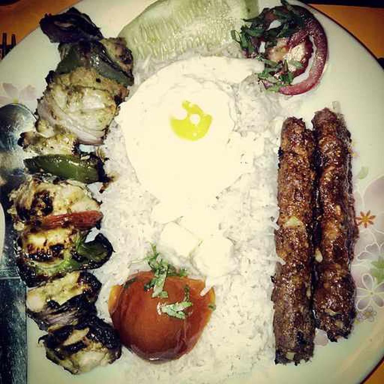 Chelow Kebab | © Twinkinstar/WikiCommons