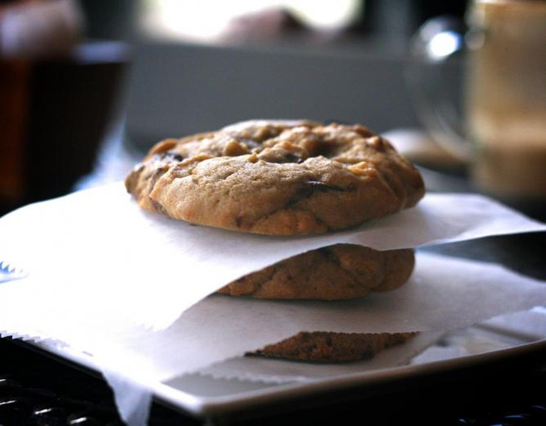 Cookie Stack Cafe © Xoho Cafe