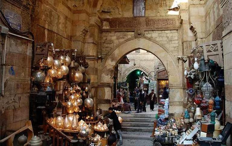 Khan el Khalili Bazaar | © Navona-Pics/Flickr