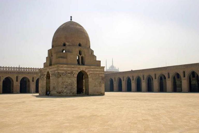 Mosque of Ahmad Ibn Tulun | ©  Khowaga/Flickr