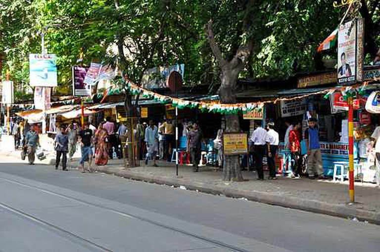 College Street - Kolkata 7402   © Biswarup Ganguly/WikiCommons