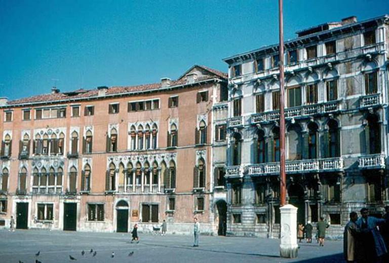 Venice, Campo San Polo | © Roger W/Flickr