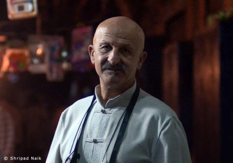 Reza I © Shripad Naik / Courtesy of Webistan Photo Agency