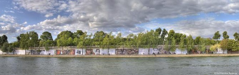 Panoramic view of A Dream Of Humanity I © Guillaume Roudier / Courtesy of Webistan Photo Agency