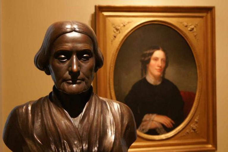 Susan B. Anthony/Harriet Beecher Stowe | © ChrisFeser/Flickr