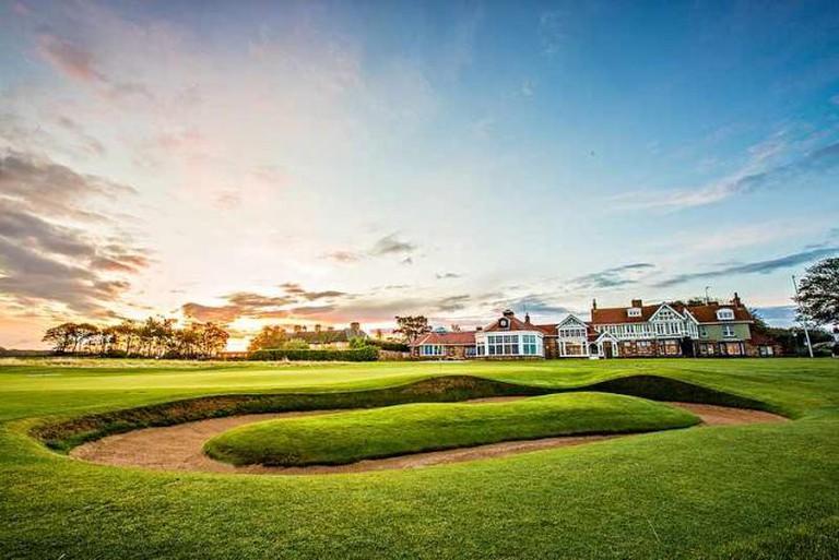 Muirfield golf course