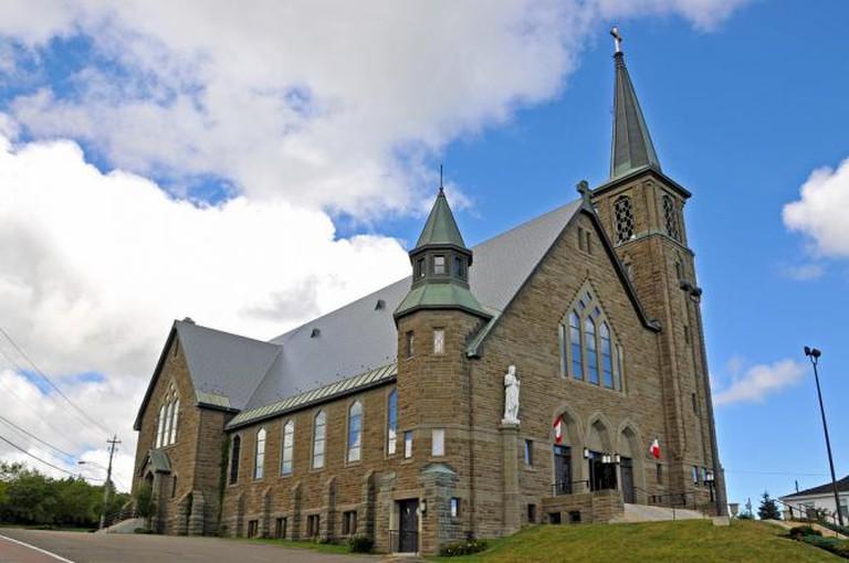 St. John The Baptist Catholic Church | © Dennis Jarvis/Flickr