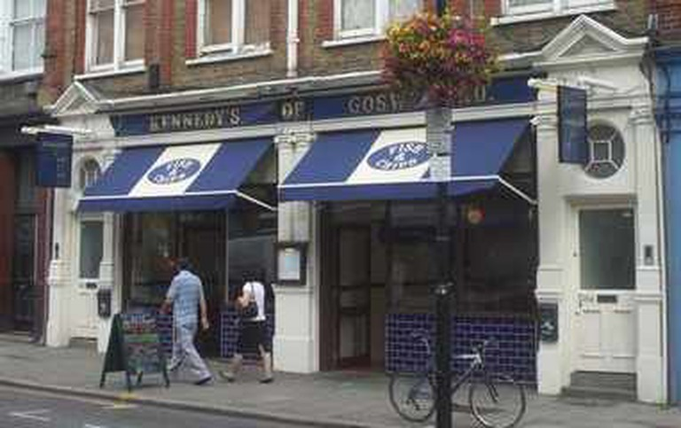 Exterior of Kennedy's of Goswell Road© Kennedy's of Goswell Road