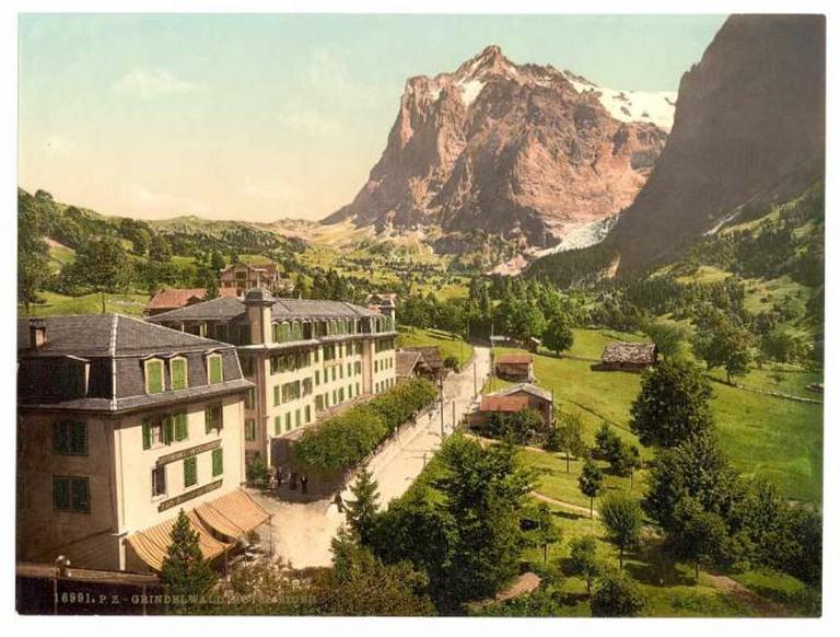 Hotel Eiger ©Ashley Van Haeften/Flickr