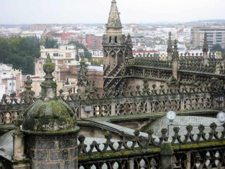 Seville Cathedral   © JohnPickenPhoto/Flickr